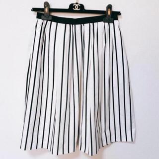 ピンキーアンドダイアン(Pinky&Dianne)の美品♡ピンキー&ダイアン♡3万♡膝丈スカート(ひざ丈スカート)
