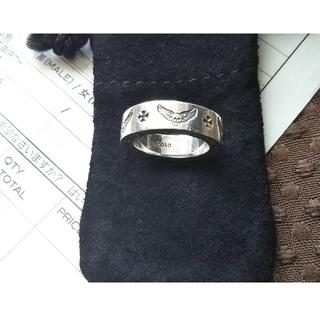 クロムハーツ(Chrome Hearts)のクロムハーツ◆マハリアスペーサーリング本物(リング(指輪))