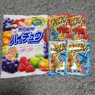 森永製菓 - ハイチュウ&パチパチパニック
