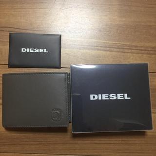 ディーゼル(DIESEL)のディーゼル 折財布(折り財布)