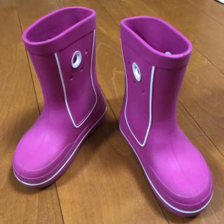 クロックス(crocs)のクロックス J2 20cm 長靴(長靴/レインシューズ)