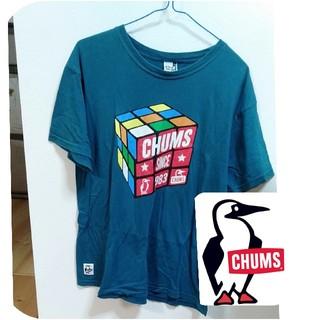 チャムス(CHUMS)のCHUMS チャムス Tシャツ Mサイズ(Tシャツ/カットソー(半袖/袖なし))