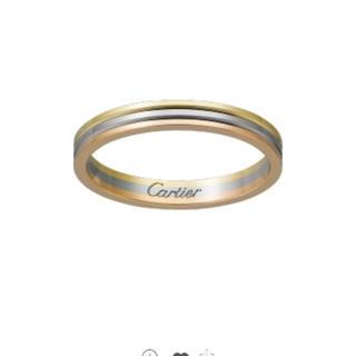 カルティエ(Cartier)のTRINITY WEDDING BAND(リング(指輪))