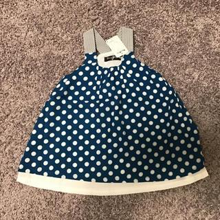 新品 子供服 ワンピース(ワンピース)