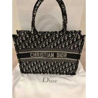 ディオール(Dior)の超美品!!!   ディオール ミニ スモール ブックトート(トートバッグ)
