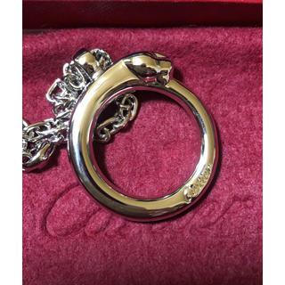 カルティエ(Cartier)の新品箱あり カルティエ パンテール (キーホルダー)