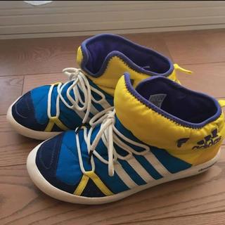アディダス(adidas)の超レア アディダス エアモック ハイカット スニーカー(スニーカー)