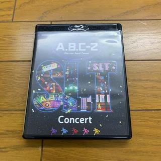 A.B.C.-Z - A.B.C-Z  SLT コンサート  Blu-ray  初回限定盤