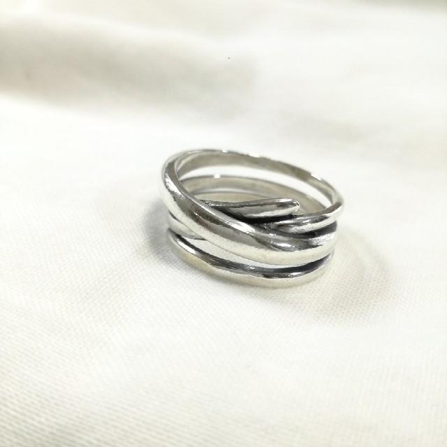 Ron Herman(ロンハーマン)のシルバー925 boysリング メンズのアクセサリー(リング(指輪))の商品写真