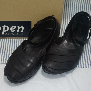 トリッペン(trippen)のトリッペン 革靴 アンクルベルト 25.5(ローファー/革靴)