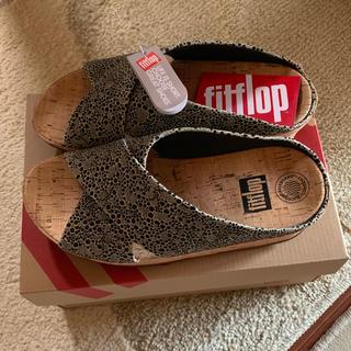 フィットフロップ(fitflop)の新品  未使用  フィットフロップ  サンダル  23センチ〜23.5センチ(サンダル)