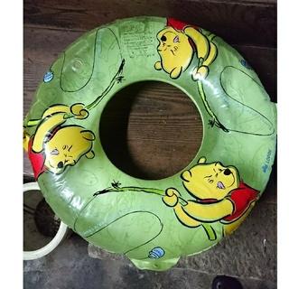 ロゴス(LOGOS)の大人用浮き輪(マリン/スイミング)
