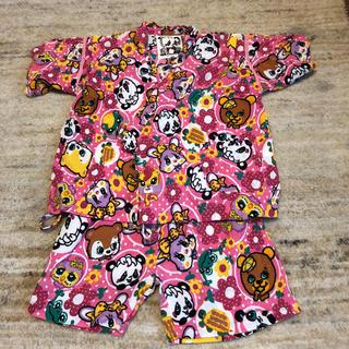 グラグラ(GrandGround)のグラグラ 甚平3 ピンク(甚平/浴衣)