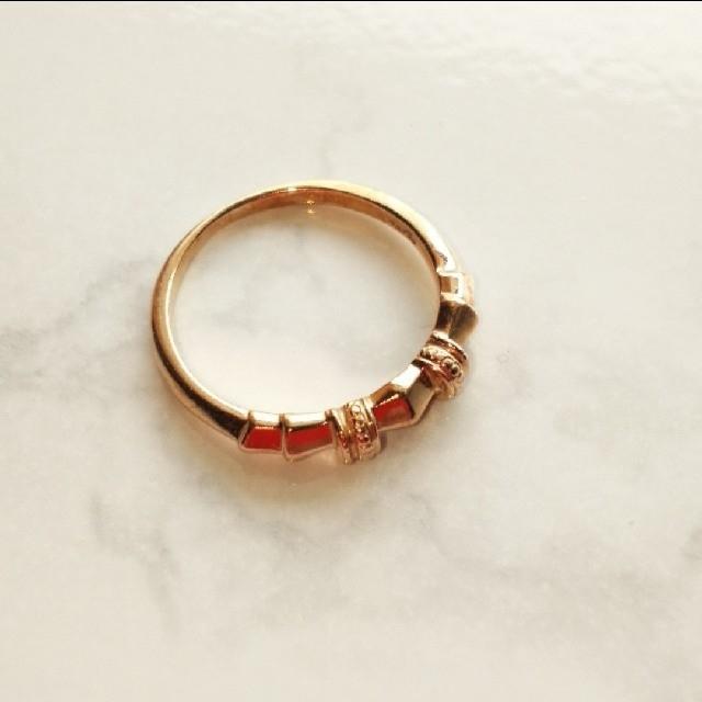 agete(アガット)のagete リング レディースのアクセサリー(リング(指輪))の商品写真