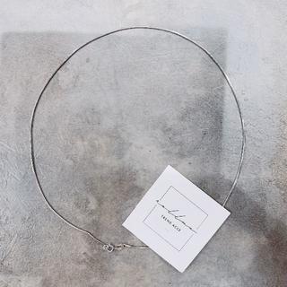 フリークスストア(FREAK'S STORE)の#554 import : S925 snake chain nacklace(ネックレス)