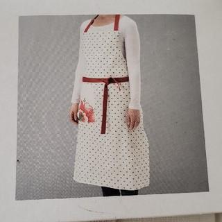 イケア(IKEA)のイケアエプロン新品✨(お食事エプロン)