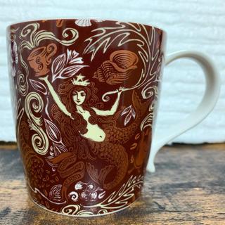 スターバックスコーヒー(Starbucks Coffee)のスターバックス 2008アニバーサリー マグカップ (マグカップ)