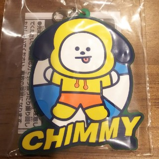 バンダイ(BANDAI)の一番くじ BT21 CHIMMY(アイドルグッズ)