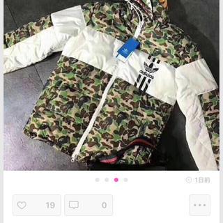 アディダス(adidas)のアディダス(マウンテンパーカー)