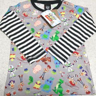 トイストーリー(トイ・ストーリー)のトイストーリー4 ロングTシャツ(Tシャツ/カットソー)