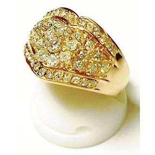 時間セール K18 1.03 ダイヤ リング 指輪(リング(指輪))