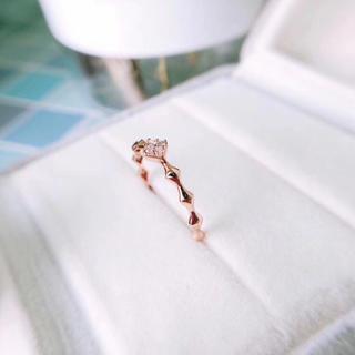 ダイヤモンド リング K18(リング(指輪))