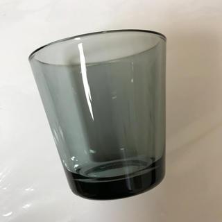 イッタラ(iittala)のイッタラ カルティオ グレー 値下げしました。(グラス/カップ)