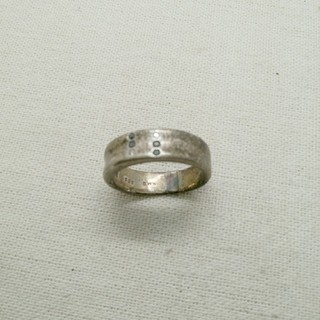 リング シルバー925 アンティーク(リング(指輪))
