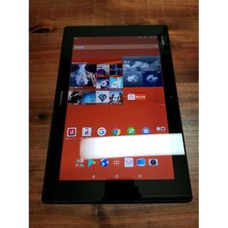 エクスペリア(Xperia)のSony Xperia Z2 Tablet SO-05F(タブレット)