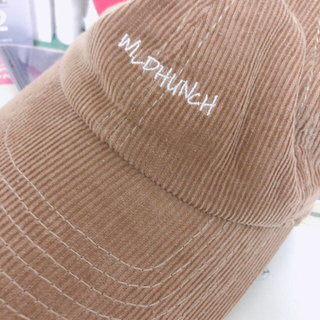 シールームリン(SeaRoomlynn)のjuemi cap(キャップ)