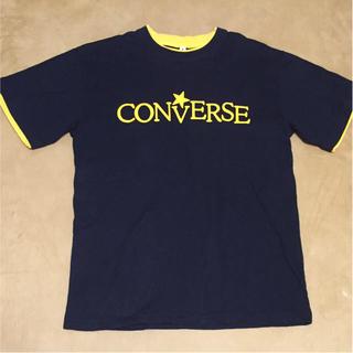コンバース(CONVERSE)のCONVERSE♡ロゴTシャツ(Tシャツ(半袖/袖なし))