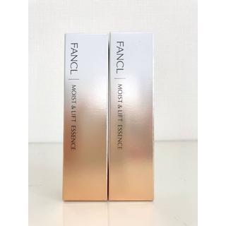 ファンケル(FANCL)のファンケル M&L エッセンス 美容液 18ml×2本セット 新品未開封(美容液)