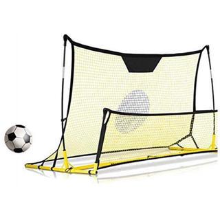 サッカー練習用 ネット サッカートレーナー ポータブル サッカーゴールサッカー