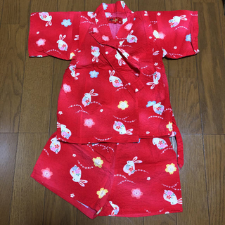 甚平 女の子 90cm(甚平/浴衣)
