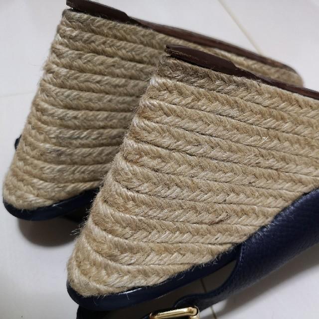 LOUIS VUITTON(ルイヴィトン)のルイヴィトン ウェッジソール レディースの靴/シューズ(サンダル)の商品写真