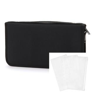 ムジルシリョウヒン(MUJI (無印良品))の新品   無印良品  ポリエステルパスポートケース・クリアポケット付  (旅行用品)