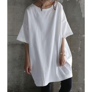アンティカ(antiqua)の専用 大人気!antiqua バスクTシャツ ホワイト サイズM(Tシャツ(半袖/袖なし))