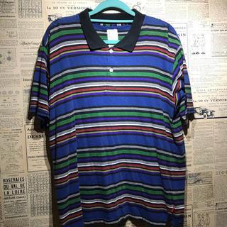ダブルタップス(W)taps)のWTAPS ダブルタップス ポロシャツ サイズL(ポロシャツ)