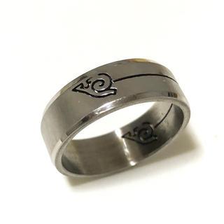 同時購入で300円 ステンレス指輪 カタツムリ(リング(指輪))