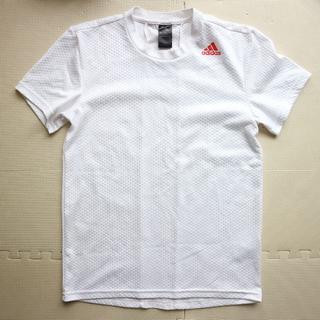 アディダス(adidas)のアディダス/スポーツ半袖TシャツM/トレーニング(Tシャツ/カットソー(半袖/袖なし))