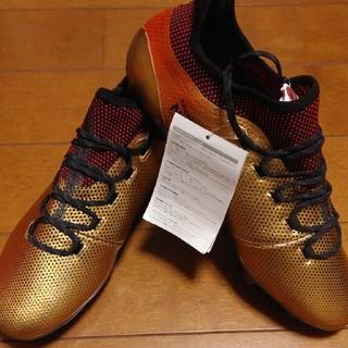 adidas - 新品未使用! adidas エックス 17.1 - ジャパン HG 26.5cm