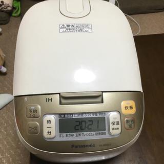 Panasonic - Panasonic炊飯器 SR- HD101