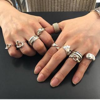 ティファニー(Tiffany & Co.)のTIFFANY VINTAGE SILVER RING(リング(指輪))