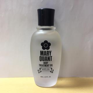 マリークワント(MARY QUANT)のマリークワント ボディトリートメント オイル(ボディローション/ミルク)