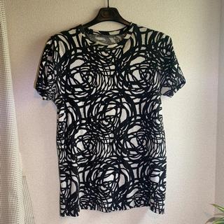 DIOR HOMME - Dior homme 14AW ローズTシャツ