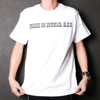 メイドインワールド(MADE IN WORLD)の④⓪⑤MADE IN WORLD BIG T (Tシャツ/カットソー(半袖/袖なし))