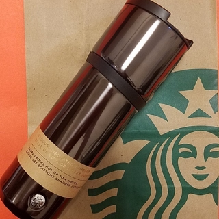スターバックスコーヒー(Starbucks Coffee)の【ハワイ限定】新作 STARBUCKS ステンレス タンブラー メタルブラック(タンブラー)