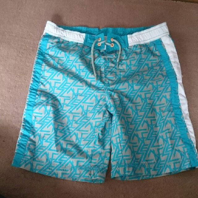 DIESEL(ディーゼル)のDIESEL  ディーゼル 水着  キッズサイズ8 キッズ/ベビー/マタニティのキッズ服 男の子用(90cm~)(水着)の商品写真