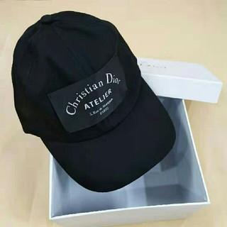 ディオール(Dior)のDior ディオール 帽子 キャップ(キャップ)