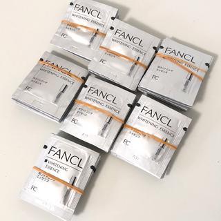 ファンケル(FANCL)のファンケル エンリッチしっとり乳液 化粧液、M&L、ホワイトニングエッセンス各種(美容液)